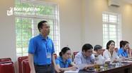 Chuẩn bị kỹ lưỡng cho chương trình đối thoại giữa UBND tỉnh và đoàn viên, người lao động