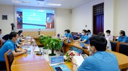 Cụm thi đua Liên đoàn Lao động các tỉnh Bắc Trung Bộ sơ kết 6 tháng đầu năm