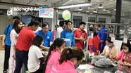 Nâng chất lượng cán bộ công đoàn cơ sở ở Nghệ An