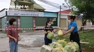 Công đoàn Nghệ An triển khai 'Chuyến xe 0 đồng' hỗ trợ nhu yếu phẩm cho công nhân