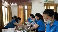 Liên đoàn Lao động Nghệ An hỗ trợ khẩn cấp cho lao động hồi hương