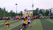 28 đội bóng tranh Giải bóng đá sinh viên Nghệ Tĩnh lần 5 tại TP Hồ Chí Minh