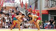 Đoàn Nghệ An giành 2 huy chương Đồng giải Vật cổ truyền toàn quốc