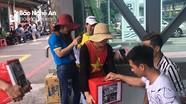Đồng hương Nghệ An ở Đài Loan quyên góp giúp người hoạn nạn ở quê nhà