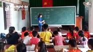 Giáo viên từ Bình Dương về Nghệ An nghỉ hè mở lớp học miễn phí cho trẻ em