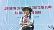 Học sinh Nghệ An được vinh danh tại Lễ tuyên dương toàn quốc