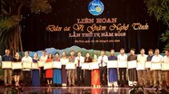 Bế mạc Liên hoan dân ca ví, giặm Nghệ Tĩnh lần 4 năm 2018