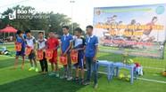6 đội bóng tranh tài tại giải Hội đồng hương sinh viên Nghệ Tĩnh lần 3