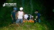 Nghệ An: Xe máy lao xuống mương, 3 người thương vong