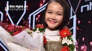 Quán quân The Voice Kids Quỳnh Như sẽ tổ chức đêm nhạc thiện nguyện tại quê nhà Nghệ An
