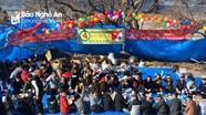 Sôi nổi các hoạt động chào đón năm mới của người Nghệ ở nước ngoài