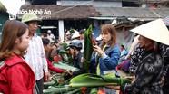 Nhộn nhịp chợ quê ngày Tết