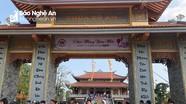 Hàng nghìn người về chùa Cổ Am lễ Phật đầu năm