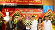 Chùa Viên Quang chúc mừng ngày Thầy thuốc Việt Nam và trao quà giúp đỡ bệnh nhân nghèo