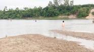 Đi tắm sông 3 học sinh Nghệ An bị đuối nước thương tâm