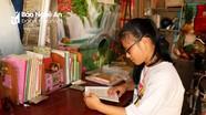 Khát khao đến trường của nữ sinh người Nùng ở Nghệ An một mình chăm mẹ ốm liệt giường