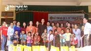 Chùa Phổ Môn trao 130 suất quà cho học sinh nghèo miền núi