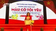 Chân dung 'cô giáo của những giải thưởng' ở Nghệ An