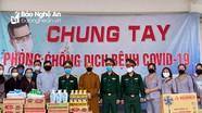 Các nhà chùa tích cực đóng góp ủng hộ phòng chống dịch bệnh