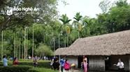 Du khách mọi miền hành hương về thăm quê Bác dịp nghỉ lễ