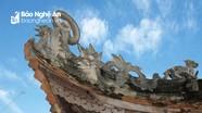 Chiêm ngưỡng nghệ thuật điêu khắc đình Long Thái