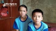 Hoàn cảnh đáng thương của 2 chị em, bố qua đời vì ung thư, mẹ bị u não