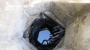 Cận cảnh ghép đá độc đáo trong lòng giếng cổ hàng trăm năm tuổi ở Nghệ An