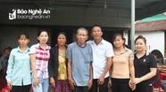 Cuộc hội ngộ gia đình sau 23 năm mất tích của người đàn ông đi đào vàng
