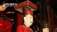 Những pho tượng độc đáo trong ngôi chùa cổ ở Nam Đàn