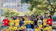Đồng hương Nghệ An ở nước ngoài quyên góp ủng hộ người dân vùng lũ miền Trung