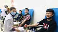 Hơn 200 phật tử chùa Viên Quang tham gia hiến máu nhân đạo