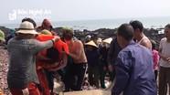 Rủ nhau ra biển bắt ốc nam thanh niên đuối nước thương tâm