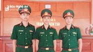 3 anh em sinh ba ở Nghệ An và những dự định trước ngày ra trường
