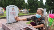 Những ngày tháng Bảy ở nghĩa trang liệt sỹ