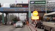 Miễn phí qua cầu Bến Thủy từ 17h ngày 30 Tết Mậu Tuất
