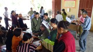 600 người cao tuổi ở Yên Thành được tư vấn sức khỏe, cấp thuốc miễn phí