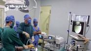 Bệnh viện Chấn thương chỉnh hình Nghệ An triển khai kỹ thuật mới trong nội soi khớp