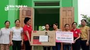 Nhiều hoạt động từ thiện, nhân đạo tại các địa phương