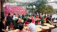 Bệnh viện Đa khoa Cửa Đông gói hơn 5.000 bánh chưng Tết tặng bệnh nhân, cán bộ, nhân viên