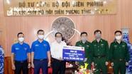 Nhiều tổ chức, đoàn thể trên địa bàn Nghệ An tiếp tục ủng hộ phòng chống dịch Covid-19
