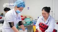 Bệnh viện Đa khoa Cửa Đông kịp thời đáp ứng nhu cầu khám, chữa bệnh tăng cao mùa nắng nóng