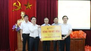 Ủy ban MTTQ tỉnh tiếp nhận 5.000 suất quà ủng hộ người dân ảnh hưởng dịch Covid-19