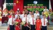 Xã Tân Sơn (Quỳnh Lưu) phấn đấu thuộc tốp 6 của huyện