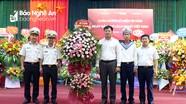 Các địa phương, đơn vị chúc mừng Báo Nghệ An nhân ngày Báo chí Cách mạng Việt Nam (21/6)