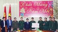 Đoàn đại biểu Quốc hội tỉnh Nghệ An thăm, tặng quà Tết các xã, đơn vị ở Đô Lương