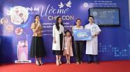 Cơ hội 'vàng' được điều trị u, bớt máu miễn phí dành cho trẻ em có hoàn cảnh khó khăn ở Nghệ An