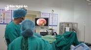 Bệnh viện Đa khoa Cửa Đông ứng dụng các kỹ thuật tiên tiến điều trị hiệu quả bệnh lý sỏi tiết niệu