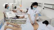 Bệnh viện Y học cổ truyền Nghệ An ứng dụng kỹ thuật mới điều trị bệnh lý xương khớp