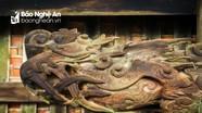 """Những chạm khắc tinh xảo của ngôi đình cổ 300 năm ở """"xứ Nhút"""""""