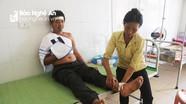 Giây phút 'chết đi sống lại' của người đàn ông thoát nạn vụ sập giếng ở Nghệ An